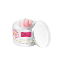 Rose Pompon Pearlescent Powder For Body