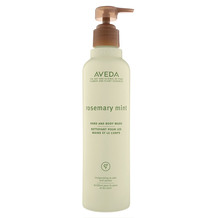 Rosemary Mint Hand & Body Wash, 250ml