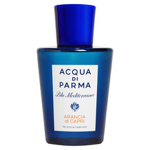 Blu Mediterraneo Arancia Di Capri Shower Gel 200ml
