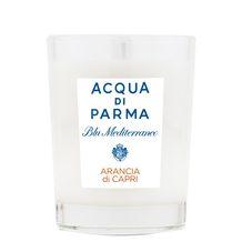 Blu Med Arancia Di Capri Candle 200g