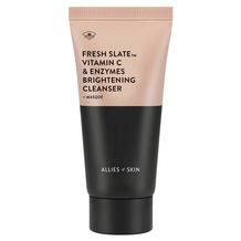 Fresh Slate Vitamin C & Enzymes Brightening Cleanser + Masque, 70Ml