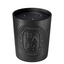Baies Black Scented Candle, 600g