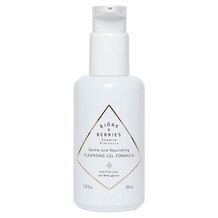 Gentle and Nourishing Cleansing Gel Formula