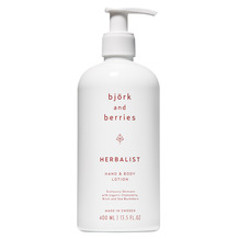 Herbalist Hand & Body Lotion