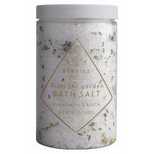 From the Garden Bath Salt
