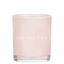 YOU MELT ME Scented Candle, 300G