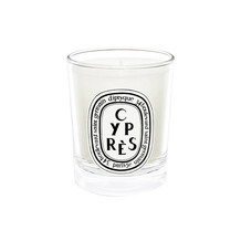 Cyprès Scented Candle, 70g
