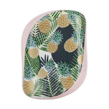 COMPACT STYLER HAIRBRUSH PALMS & PINEAPPLES (UP: $35)