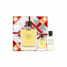 Terre d'Hermès Eau Intense Vétiver gift set, Eau de Parfum, 100 ml