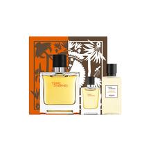 Terre d'Hermès gift set, Pure Perfume, 75 ml