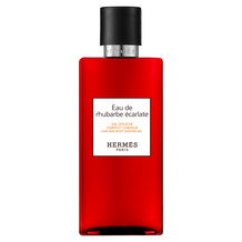 Eau de rhubarbe écarlate, Hair and body shower gel, 200 ml