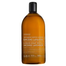 Liquid Soap Incense Lavender 1L Refill