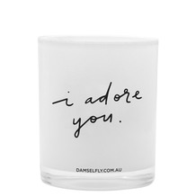 I ADORE YOU Scented Candle, 300G