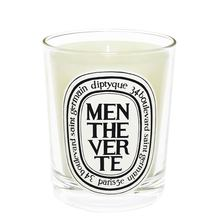 Menthe Verte Secented Candle