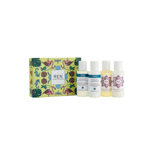 Mini Body Gift Set: Body Cream, Body Wash, Body Lotion