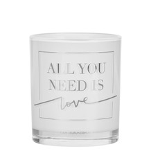 All You Need Is Love Scented Candle, 300G