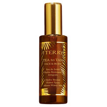 Tea to Tan Face & Body Hydra-Bronze Shaker Spray Allover Water-Mist